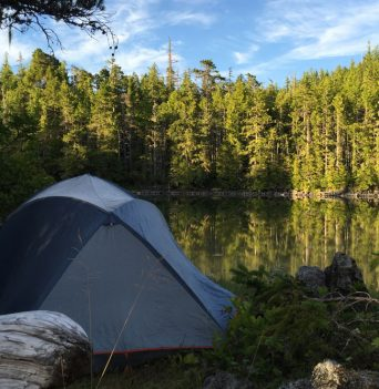 Camping - Great Bear Rainforest