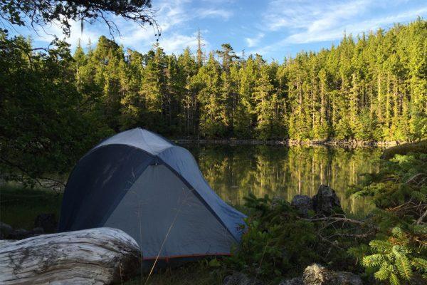 Camping - Great Bear Rainforest
