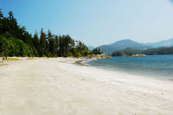 Beautiful Beaches - Great Bear Rainforest