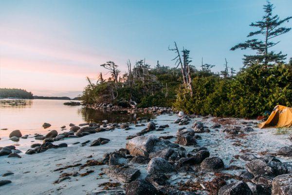 Beaches - Great Bear Rainforest