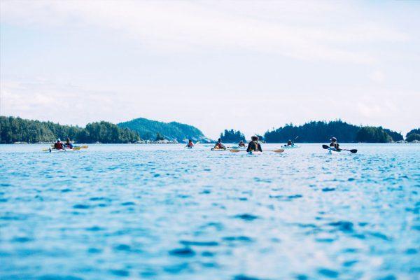 Kayaking - Great Bear Rainforest