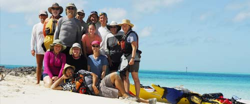 kayak the bahamas group tour