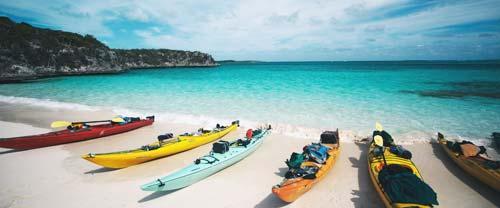 kayak the bahamas kayaking expedition