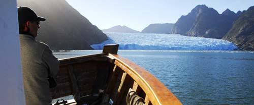 patagonia kayaking mothership laguna san rafael