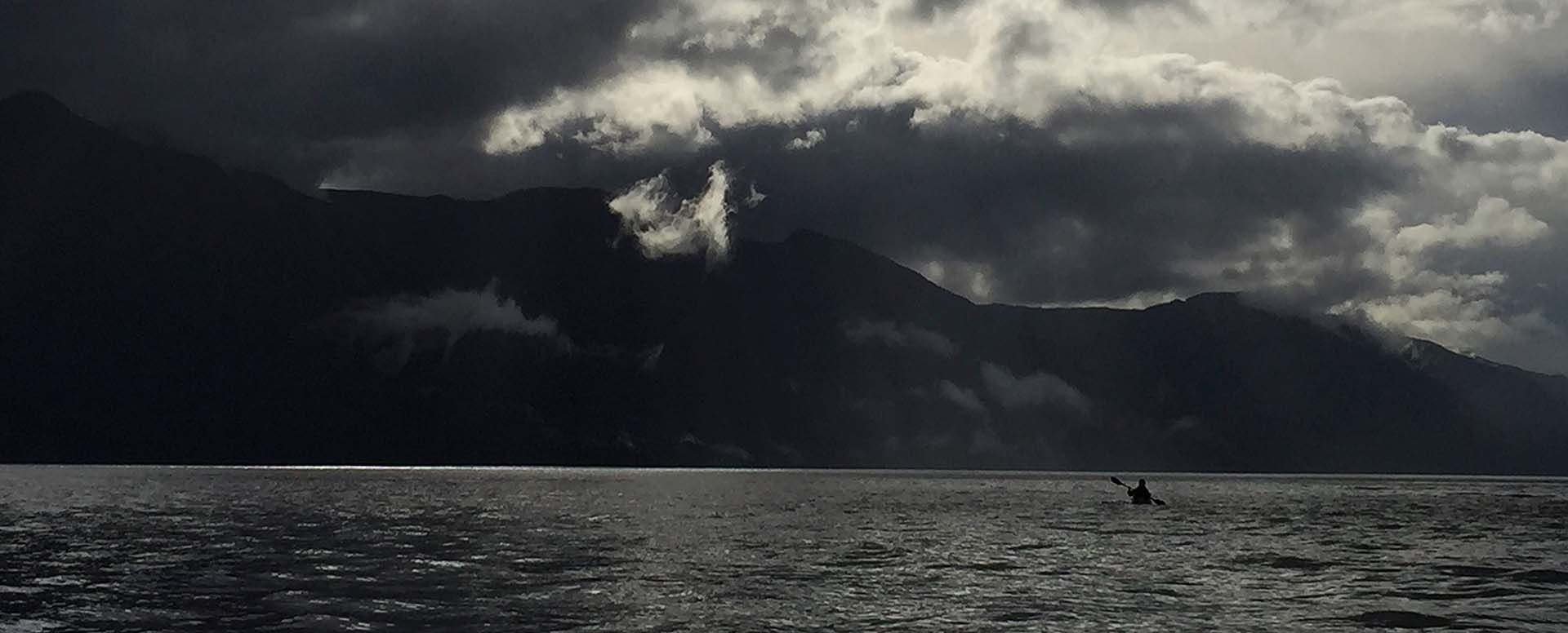 vancouver island kayaking johnstone strait