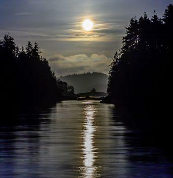 BC Sunset