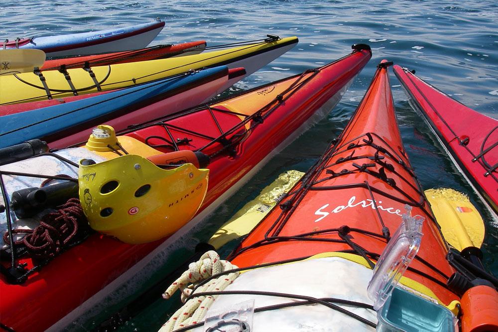 BC Kayaking