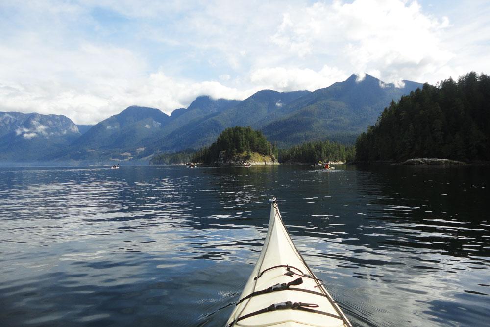 Kayaking Photo