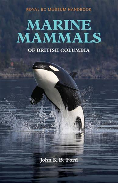 Book preview Marine Mammals of BC
