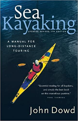 Book preview Sea Kayaking