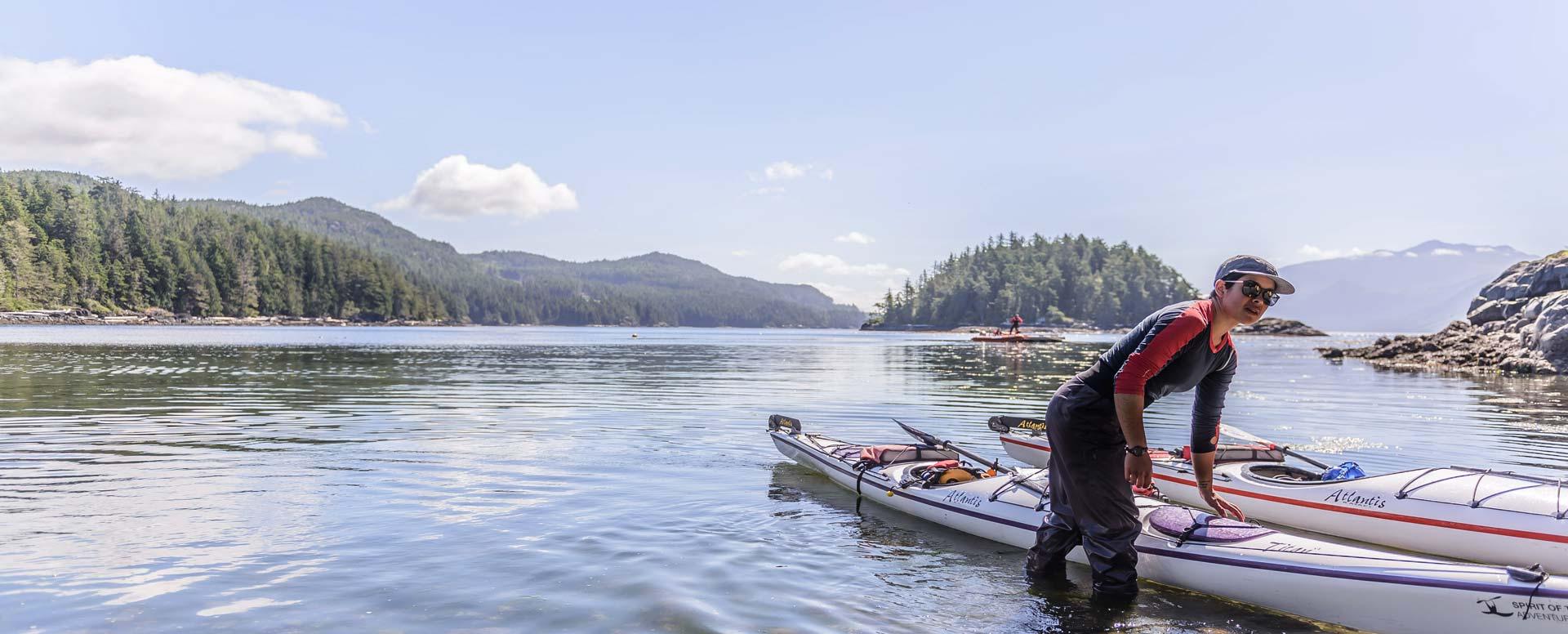 Packing list for kayaking