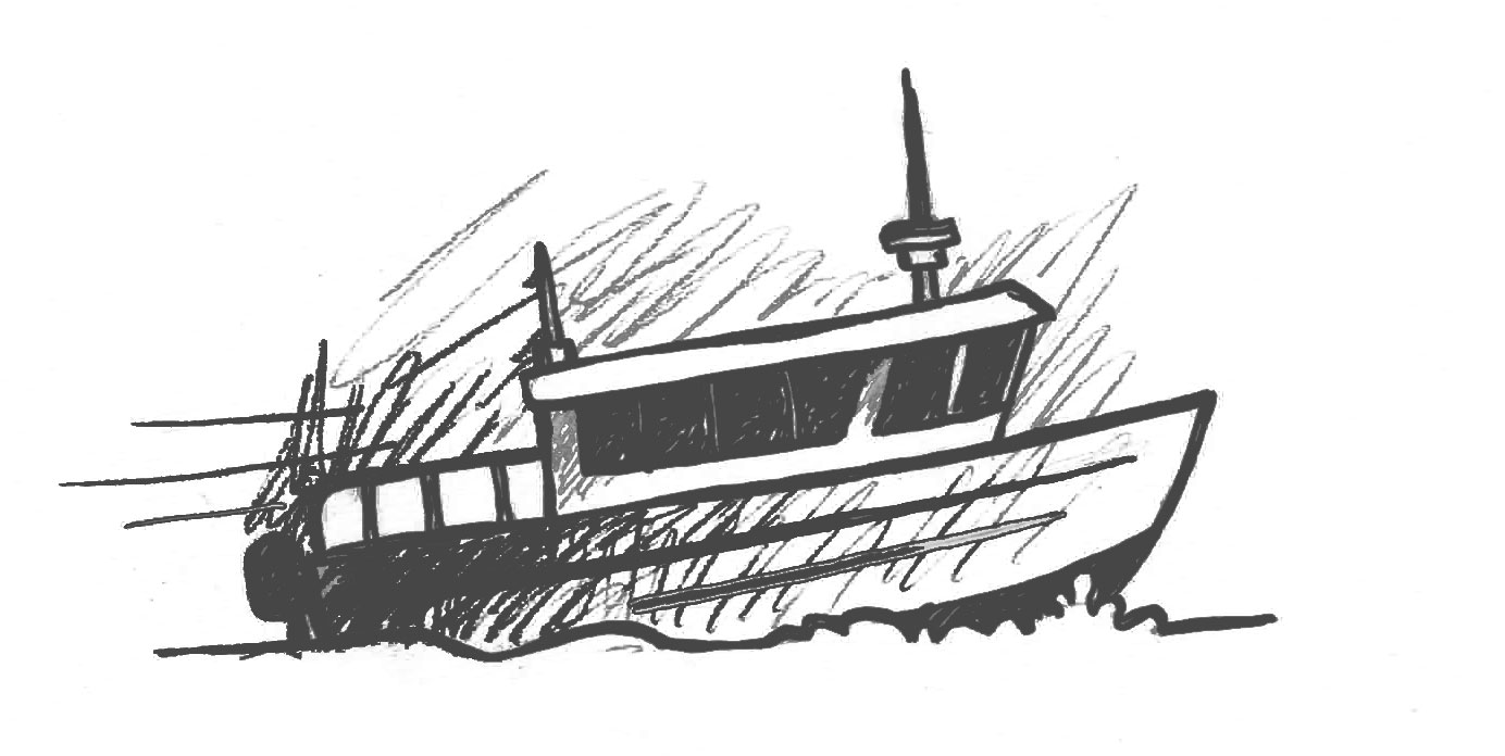 Water taxi transportation